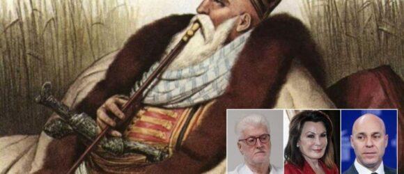 Ο ΠΑΛΙΟ-ΕΒΡΑΙΟΣ δήμαρχος Ιωαννίνων πλέκει το εγκώμιο στον…Αλή Πασά!!!